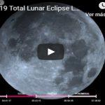 EN VIVO│Eclipse lunar 2019: Sigue en directo la Superluna de sangre