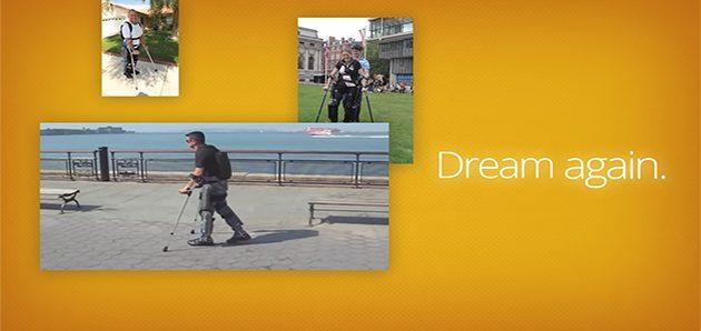 ReWalk De Israel Lanza ReStore, Exoesqueleto Que Ayuda A Caminar A Víctimas De Derrame Cerebral