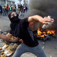 Arde Venezuela: incidentes en la frontera con Colombia por la ayuda humanitaria
