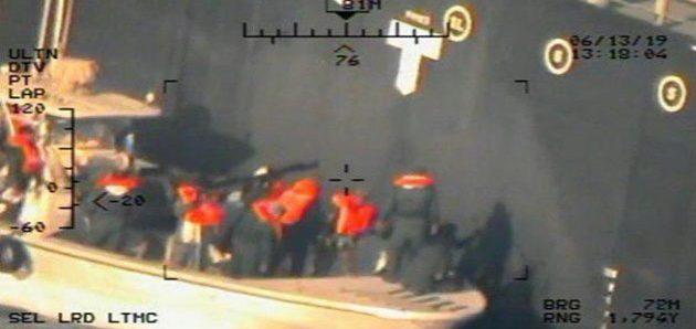 EEUU tensa la cuerda con Irán y envía otros 1.000 soldados al Golfo Pérsico. Aporte Hna.María Elena