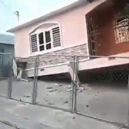Terremoto de magnitud 5.8 sacude y causa pánico en Puerto Rico,Aporte Hna. Norma