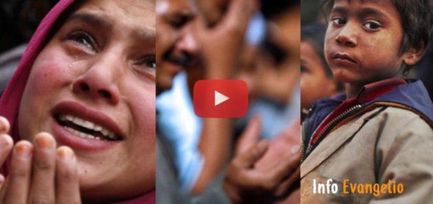 Cristiano alaba a Dios mientras su familia pierde la vida por no renunciar a Jesus.-INDIA.Aporte Hna.Norma