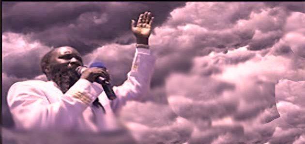 Nube de Dios que toca la tierra,Pastor David Owour. Aporte Hna. Hilda